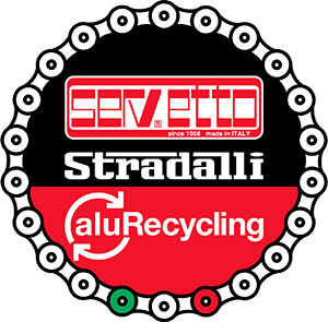 SERVETTO STRADALLI ALURECYCLING 300px