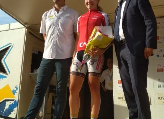ARDECHE, DOBRYNINA VINCE DUE CLASSIFICHE